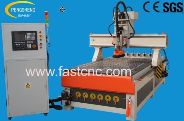 <b>ATC CNC ROUTER PC-1325ATCL</b>