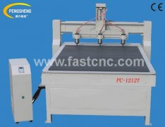 multi-head cnc router PC-1212T