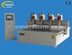 multi-head cnc router PC-3015S