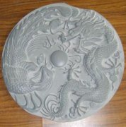 Samples of Stone CNC Router