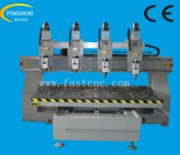 multi-spindle woodworking cnc router