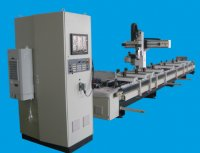 <b>3 axis cnc profile machining center</b>