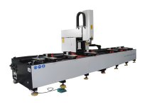 <b>3 axis CNC profile machining center for curtain wall and win</b>